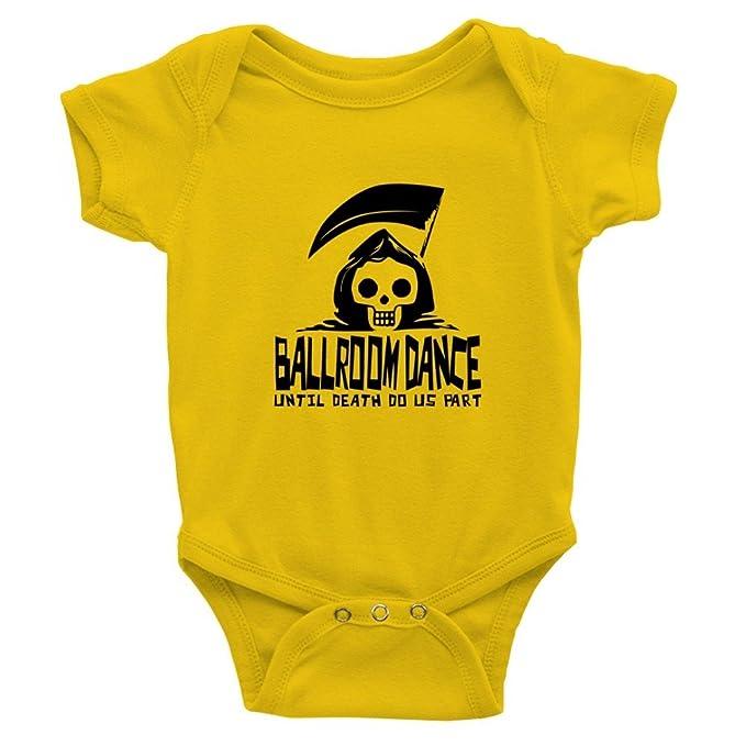 8e621d00dff1 Amazon.com  Teeburon Ballroom Dance Until Death Separate US Baby ...