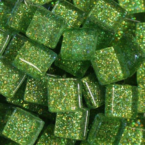 1/cm x 1/cm x 4/mm 200/grammi argento circa 214/tessere a posa libera Tessere con brillantini