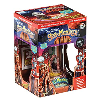 Sea Monkey's On Mars: Toys & Games