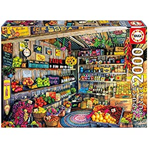 Educa Puzzle Colore Vario 171280