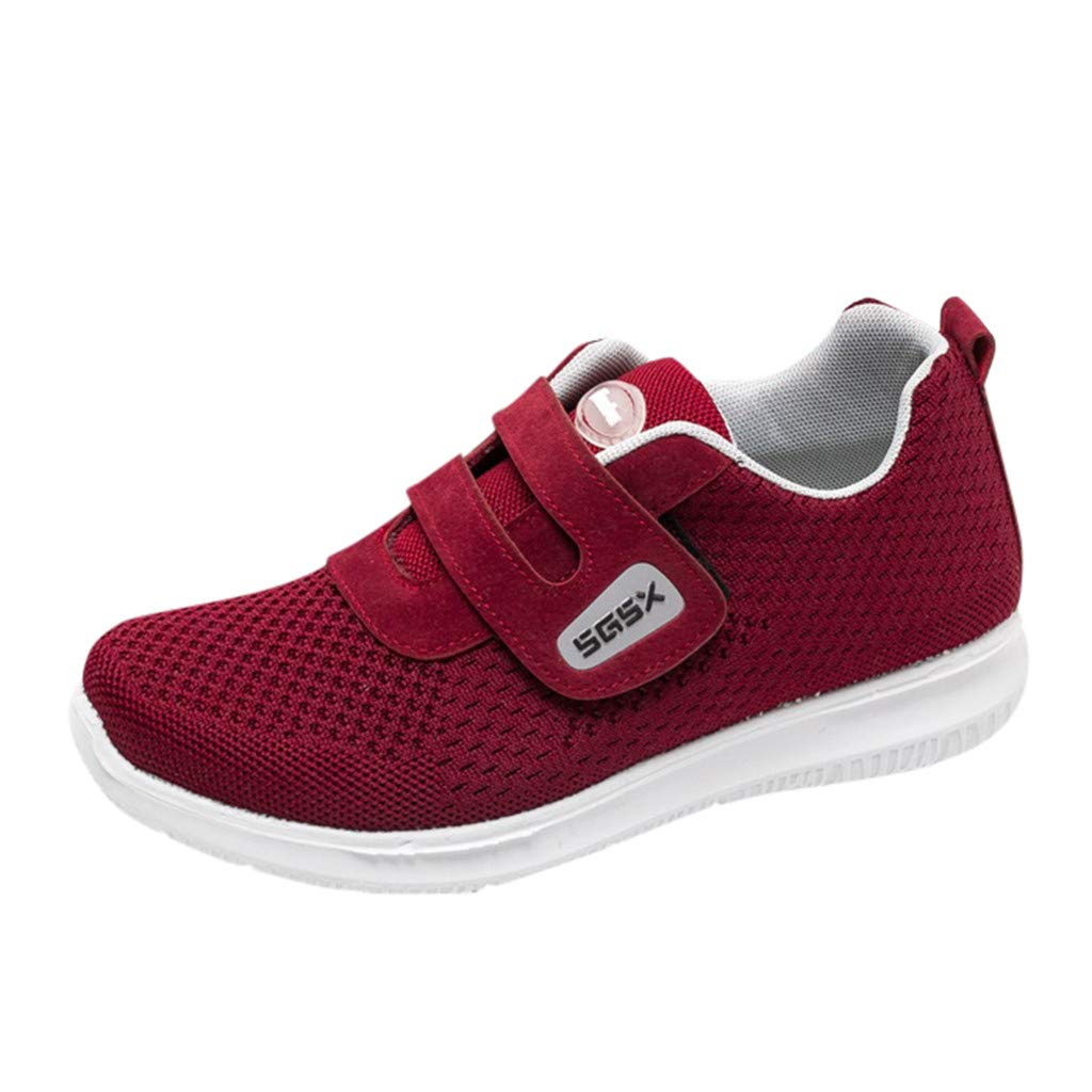 Women's Breathable Walking Sneakers Shoes, NDGDA Ladies Fashionable Casual Sport Running Sneakers Shoes by NDGDA დ Women Sneakers Shoes