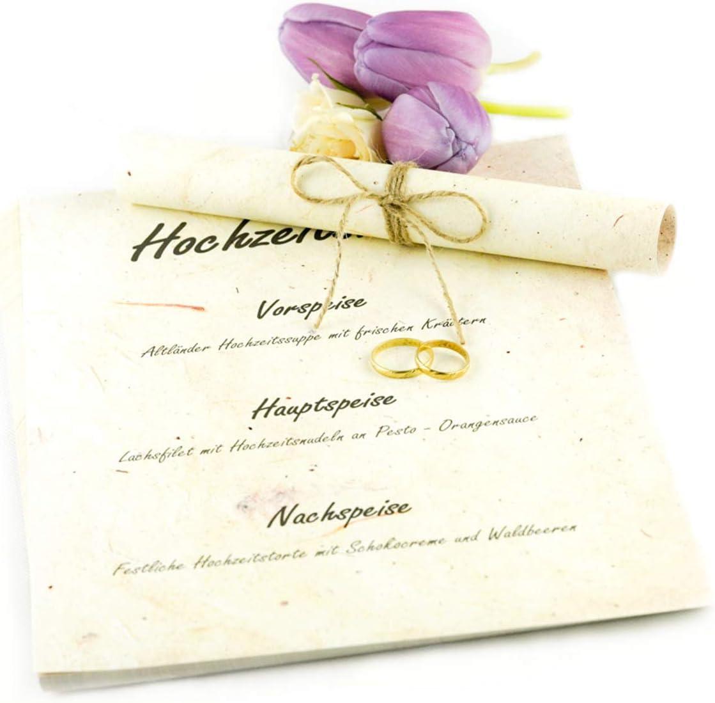 Briefpapier f/ür M/ädchen Liebesbrief Garsihome edle Briefumschl/äge Vintage zum Hochzeitseinladungen selber basteln cr/éme, 50 Briefumschl/äge Kirchenheft Hochzeit oder Einladungen