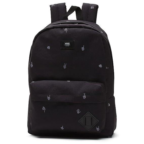 Vans Old Skool II Backpack - Boneyard  Amazon.co.uk  Clothing db73b9df21fdc