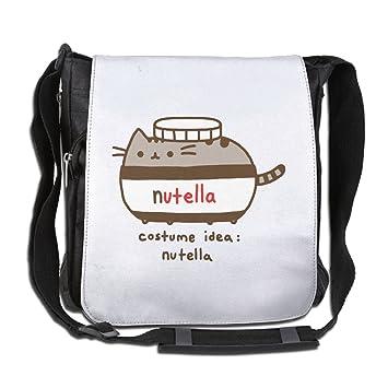 cd0a7f5aa6 Pusheen Anime Nurse Nutella Messenger Cross Body Bags  Amazon.ca  Sports    Outdoors