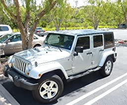 2007 - 2017 Jeep Wrangler Cover 4 Door, SUV up to 200\