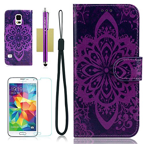 Galaxy Uncle Y Leather Magnetic Samsung product image