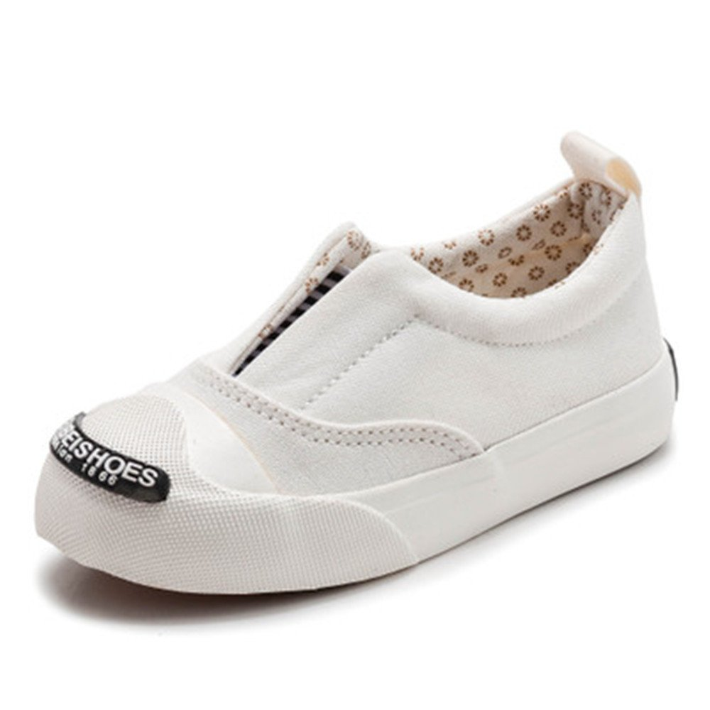 Canvas Toddler Sneaker Anti-Slip Ultra-Lightwight Candy Shoes