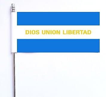 El Salvador Civil (comerciante) pabellón Ultimate bandera de mesa