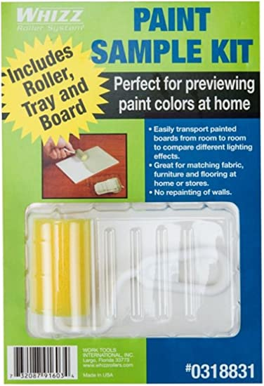 Whizz 4 In Flock Cabinet Door And More Foam Mini Paint Roller In The Mini Paint Rollers Department At Lowes Com