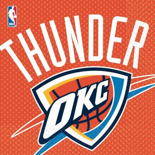 Oklahoma thunder Lunch