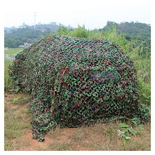 Camping Al Aire Libre Size : 3*4m Camuflaje Digital SSWZZHANG Lona alquitranada Red Militar de Camuflaje / Camping Disparos Militares de Caza para Acampar al Aire Libre fotografía. Techo