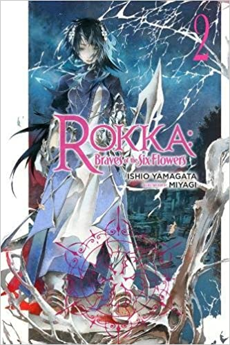 Image result for rokka braves of the six flowers vol 2 cover