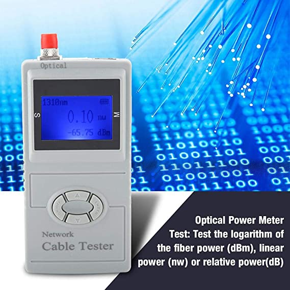 mootea SML-M2 Multifunción LCD Tester Medidor de Potencia ...