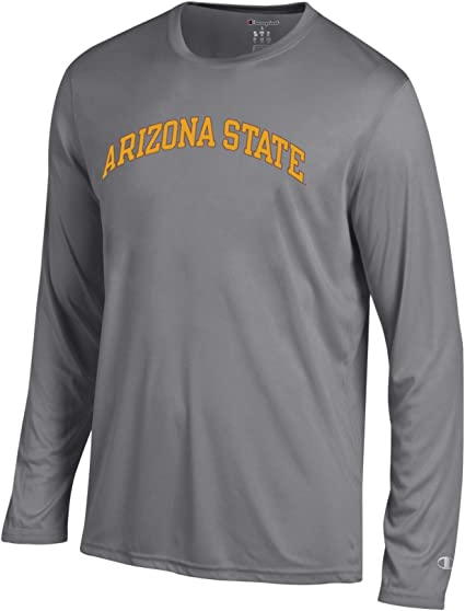 Champion NCAA Mens Team Core Long Sleeve Tee