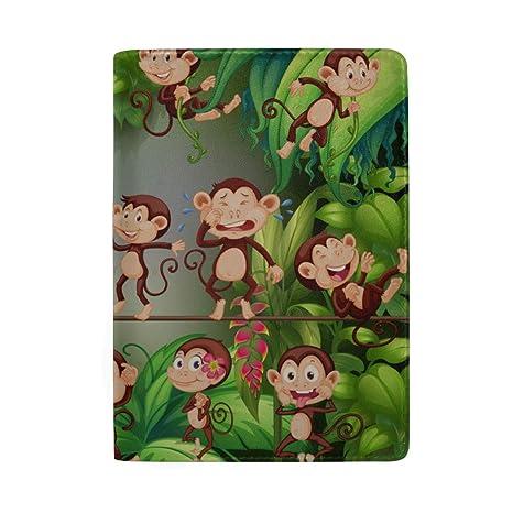 Animación Flexible Mono Bloqueo Imprimir Estuche para ...