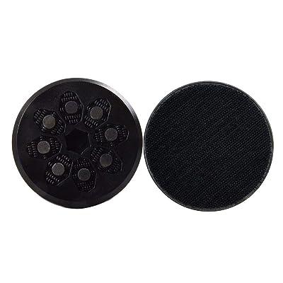 Nimbus 2pcs Spark-Stone Slider Pucks for Downhill Skateboard Gloves (Black) : Sports & Outdoors