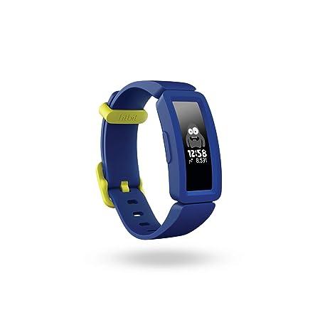 Fitbit Ace 2-Monitores, Pulsera de Actividad para niños con Divertidos incentivos, 4 días de batería y Sumergible hasta 50 Metros, Juventud Unisex, ...
