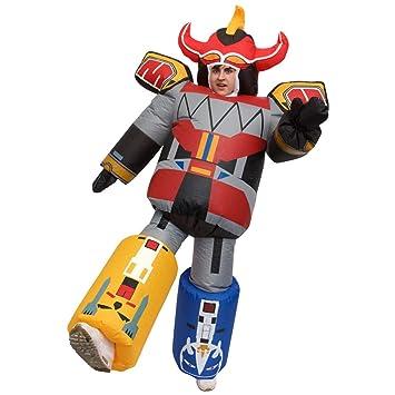 MORPH - hinchable disfraz, hombre: Amazon.es: Juguetes y juegos
