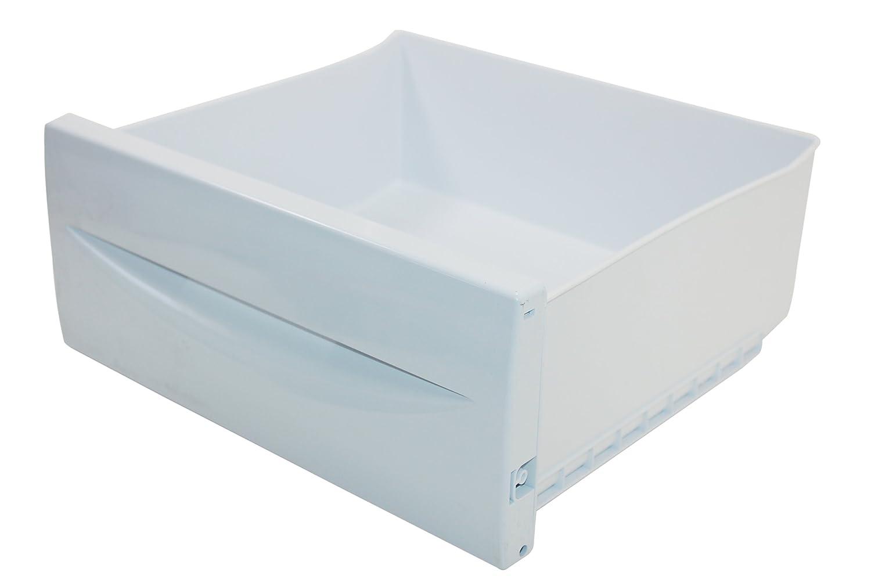Cajón medio original para congelador Indesit C00193543: Amazon.es ...