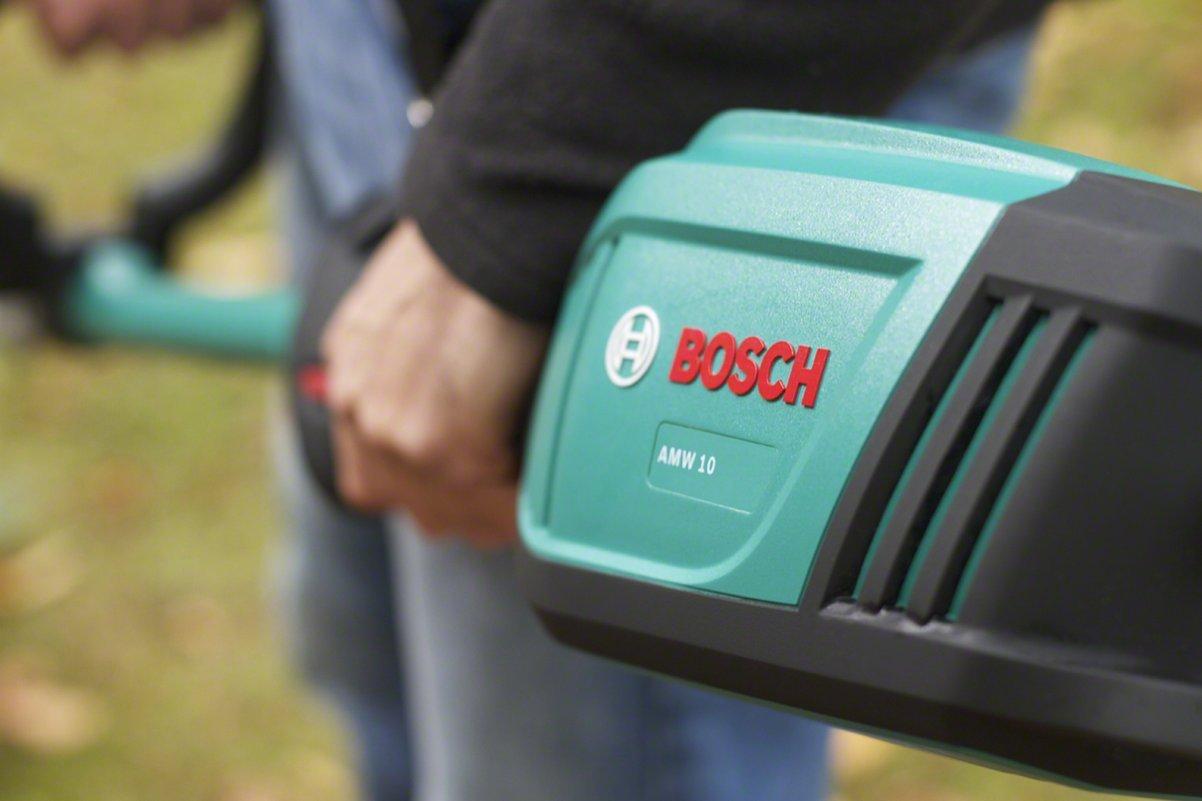 Bosch elektro antriebseinheit amw mit heckenscherenvorsatz amw