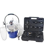 CCLIFE Purgador de frenos de aire y Embrague Hiidráulico de Tubo de Válvula comprimido Dispositivo de