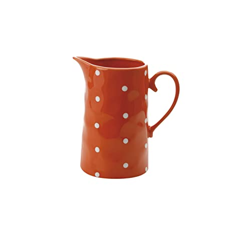 Maxwell and Williams Sprinkle Straight Jug 57.5-Ounce Orange  sc 1 st  Amazon.com : maxwell williams sprinkle dinnerware - pezcame.com