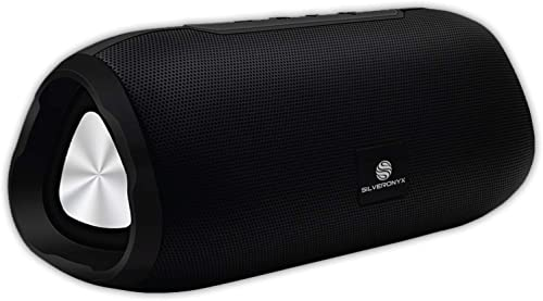 SilverOnyx Bluetooth Speakers Portable Wireless Speaker