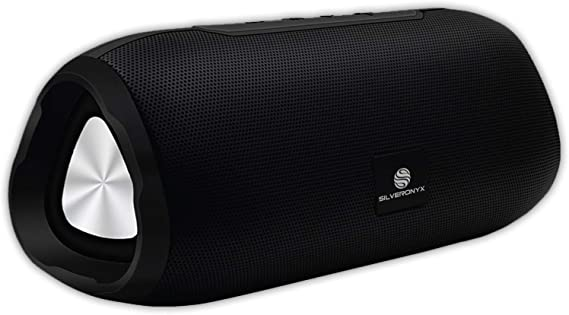 SilverOnyx Bluetooth Speakers Portable Wireless Speaker