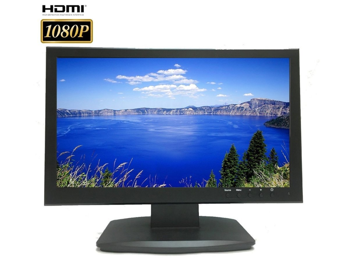 ViewEra V178HB TFT LCD Security Monitor 17'' Screen Size, VGA, 1 CH BNC IN/OUT, 1x HDMI, Resolution 1280 x 1024, Brightness 250 cd/m2, Contrast Ratio 1000:1, Response Time 5ms, Built-In Speaker