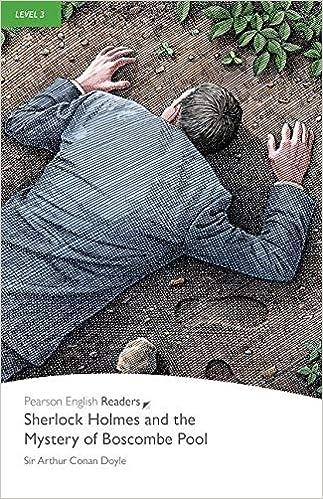 Penguin Readers 3: Sherlock Holmes & the Mystery of Boscombe Pool Book & MP3 Pack Pearson English Graded Readers - 9781447925828: Amazon.es: Conan Doyle, Sir Arthur: Libros en idiomas extranjeros