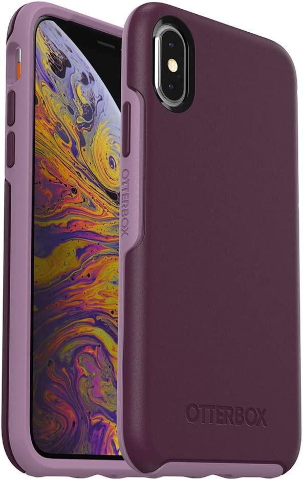 OtterBox Symmetry Series Case for iPhone Xs & iPhone X (Tonic Violet)