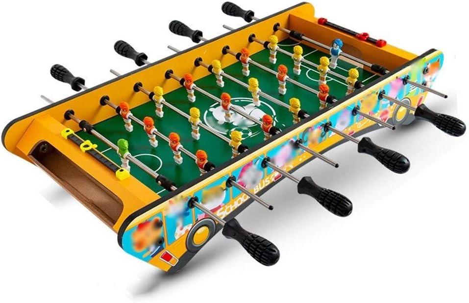 Mesa De Futbol Diseño De Marcador Comodidad Antideslizante. Resistencia Al Impacto MDF Fácil De Instalar Mesa De Partido De Fútbol , 2 Estilos (Color : Yellow , Size : 61x28x11cm) : Amazon.es: Hogar