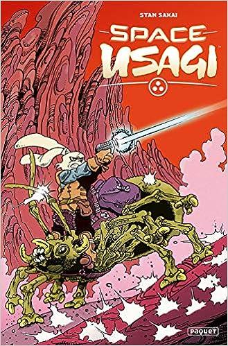 USAGI YOJIMBO comics - Space Usagi (EP Comics): Amazon.es ...