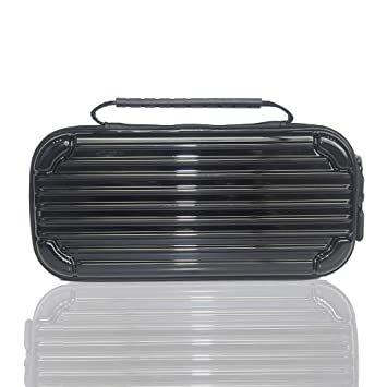 ACHICOO Storage Hard Case Console Carrying Bag Portable Travel Cover for Nintend sw/Itch Black