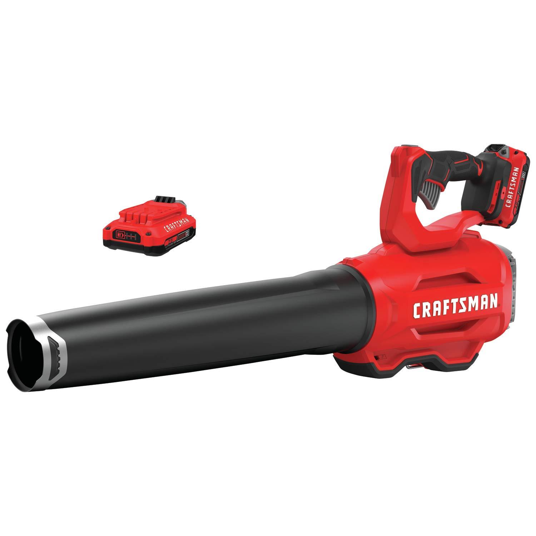 CRAFTSMAN CMCBL720D2 V20 Handheld Blower