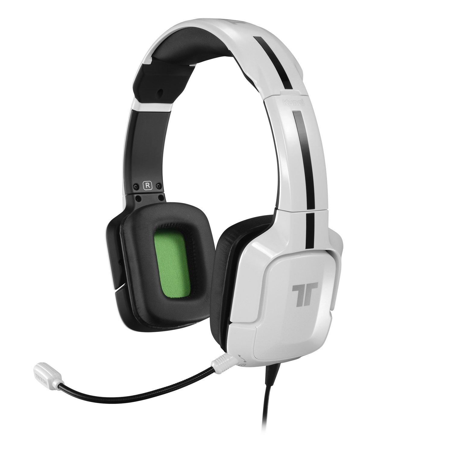 TRITTON Kunai Stereo Headset for Xbox One and Mobile Devices - White