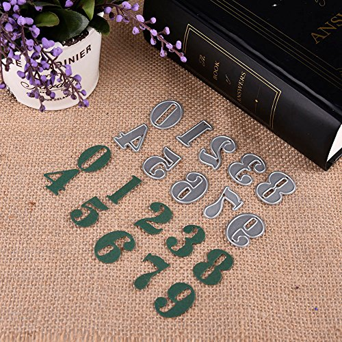 WOCACHI Metal Cutting Dies Stencils Scrapbooking Embossing Mould Templates Handicrafts Paper Cards DIY Card Making 1112-39 C for $<!--$3.14-->