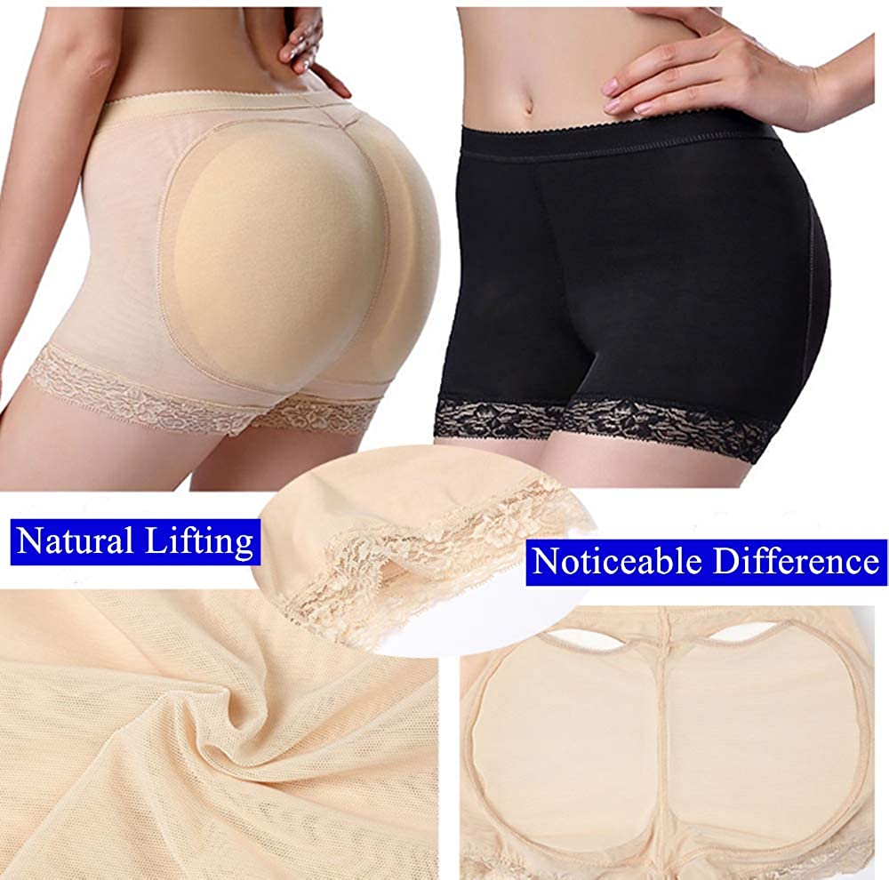 Seamless Butt Lifter,Panty Enhancer Underwear for 360 Firm Control,Elegant Women Choice