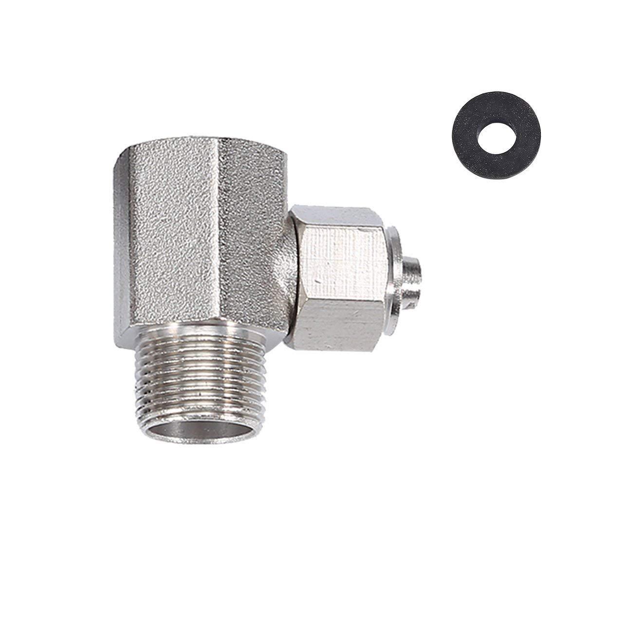 Amazetec 9/16 Replacement Copper T Adapter for Bidet Amazetec-048 / Amazetec-00048