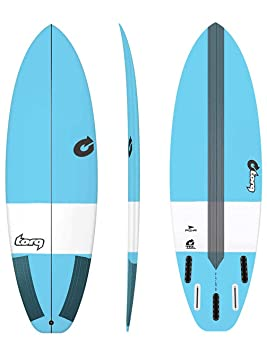 TORQ Tabla de Surf epoxy Tec PG de R 6.4 Blue