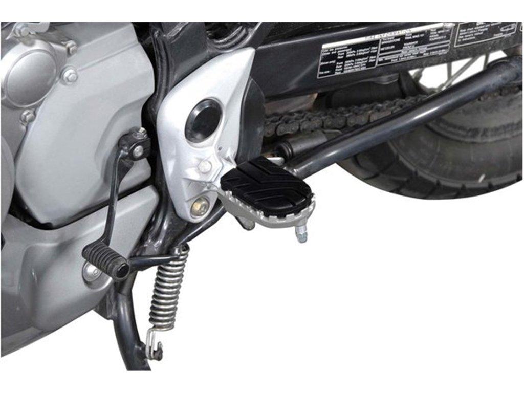 SW-MOTECH: IONフットレストキット Honda XL650V (02-06) / XL700V (07-) | frs-01-011-10101-s FRS.01.011.10101/S   B076DCRLBB