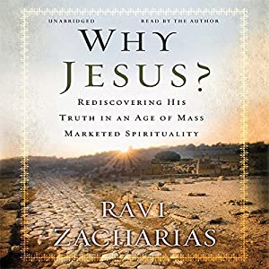 Why Jesus? Audiobook