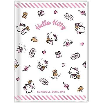 Star Stationery Sanrio Hello Kitty S2947560 - Agenda 2019 A6 ...