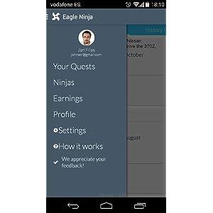 Eagle Ninja: Amazon.es: Appstore para Android