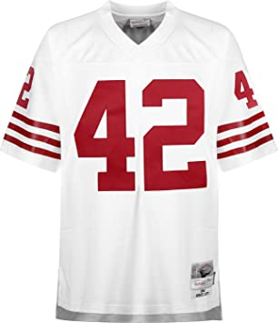 los angeles a609d 884cb Mitchell & Ness Ronnie Lott San Francisco 49ers Jersey ...
