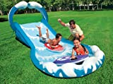 "Intex Surf 'N Slide Inflatable Play Center, 174"" X 66"" X 64"", for Ages 6+"