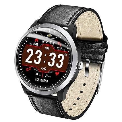 OSB STYLE Reloj Inteligente-Reloj Deportivo Bluetooth-Control táctil-Impermeable-Salud Cardiaca
