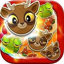 Wild Frenzy - Match-3 Candy Game For Soda Mania'cs Gratis