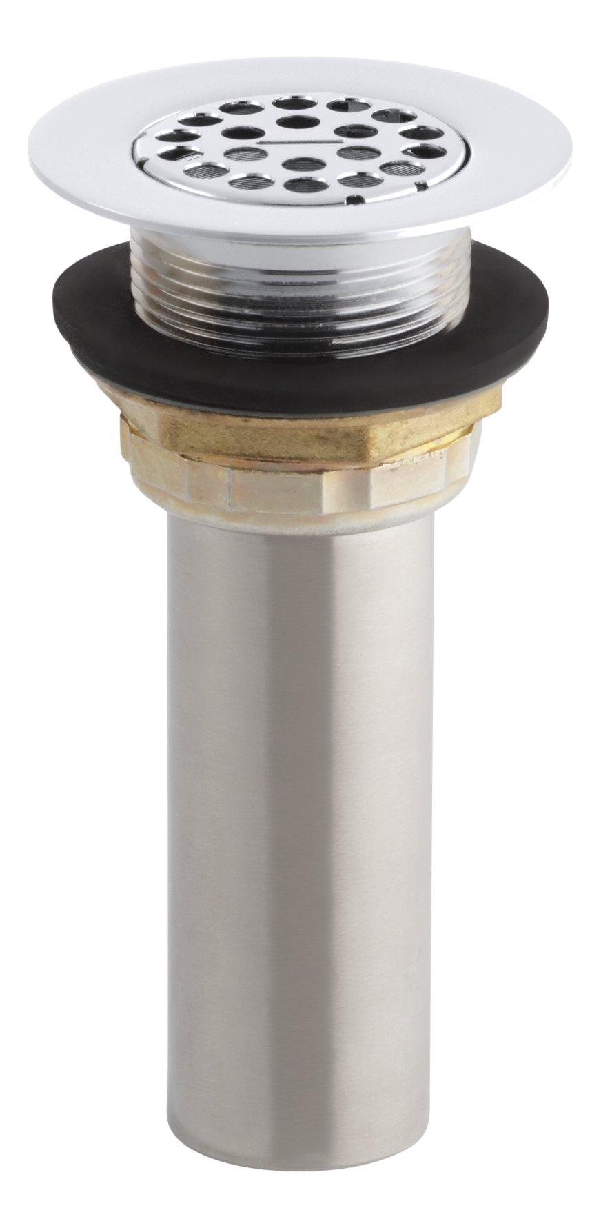 KOHLER K-8820-CP Sink Strainer, Polished Chrome