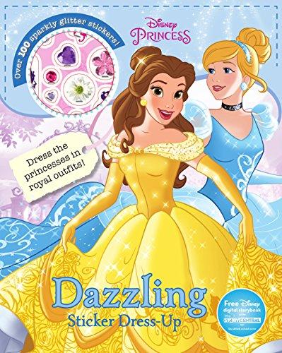Disney Princess Dazzling Sticker Dress ()